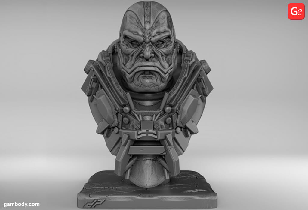 Apocalypse 3D character files for 3D printing