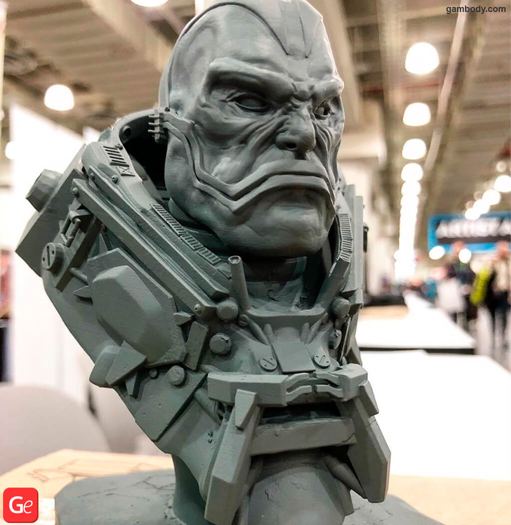16 Best Marvel Villains As 3D Printing Files To Download