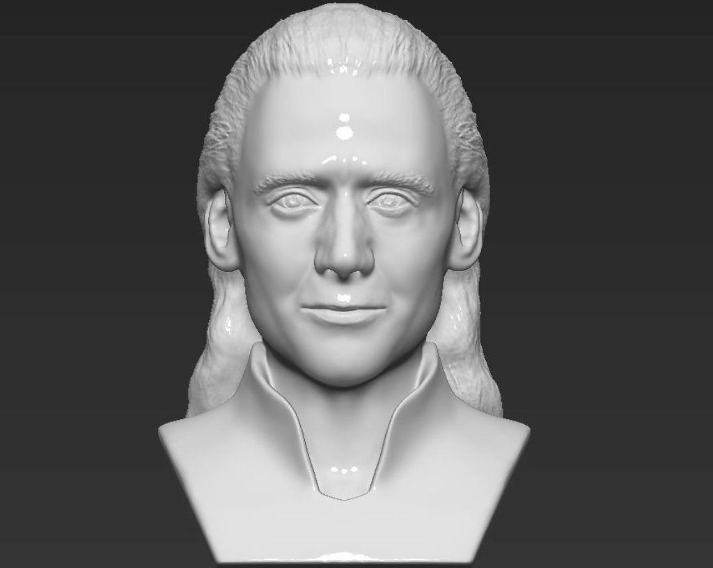Loki 3D model to print