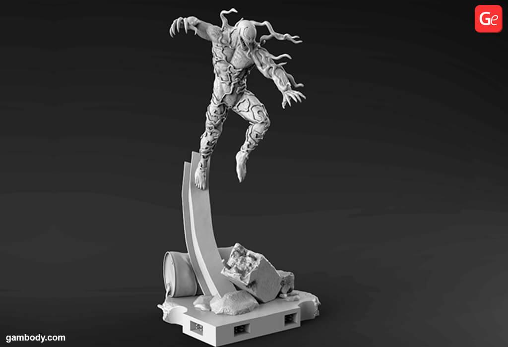 Marvel villains Venom 3D printing model