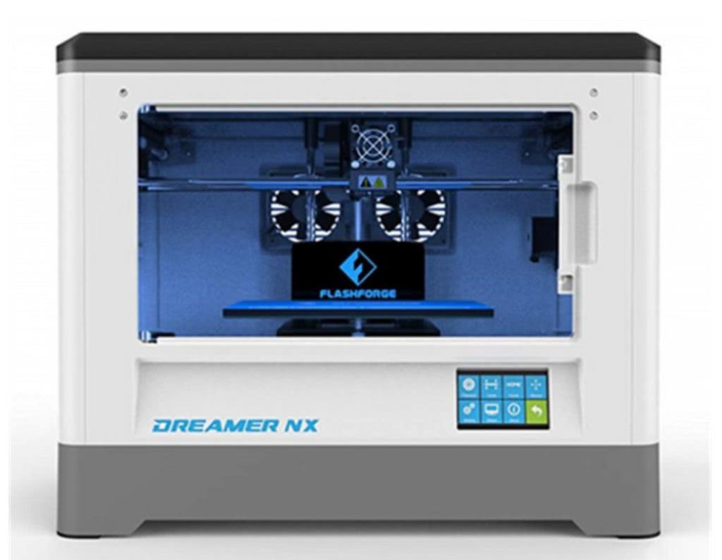 3D printer under $700 FlashForge Dreamer NX