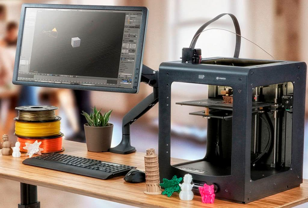 Affordable 3D printers in 2019 Monoprice Maker Ultimate