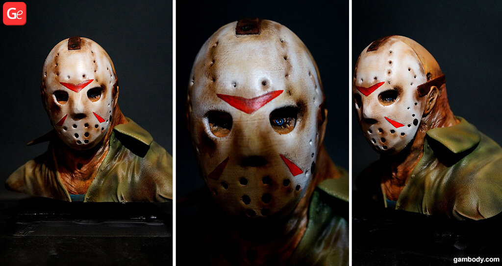 Jason Voorhees 3D model
