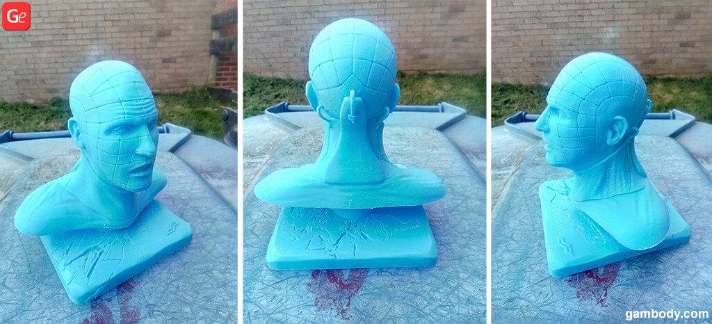 Hellraiser Pinhead bust