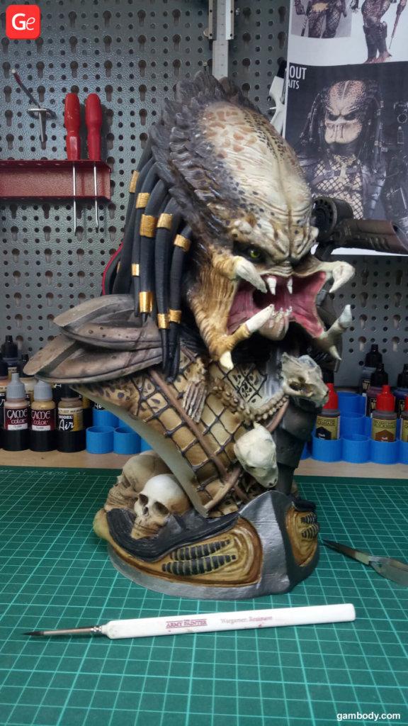 Predator painting guide