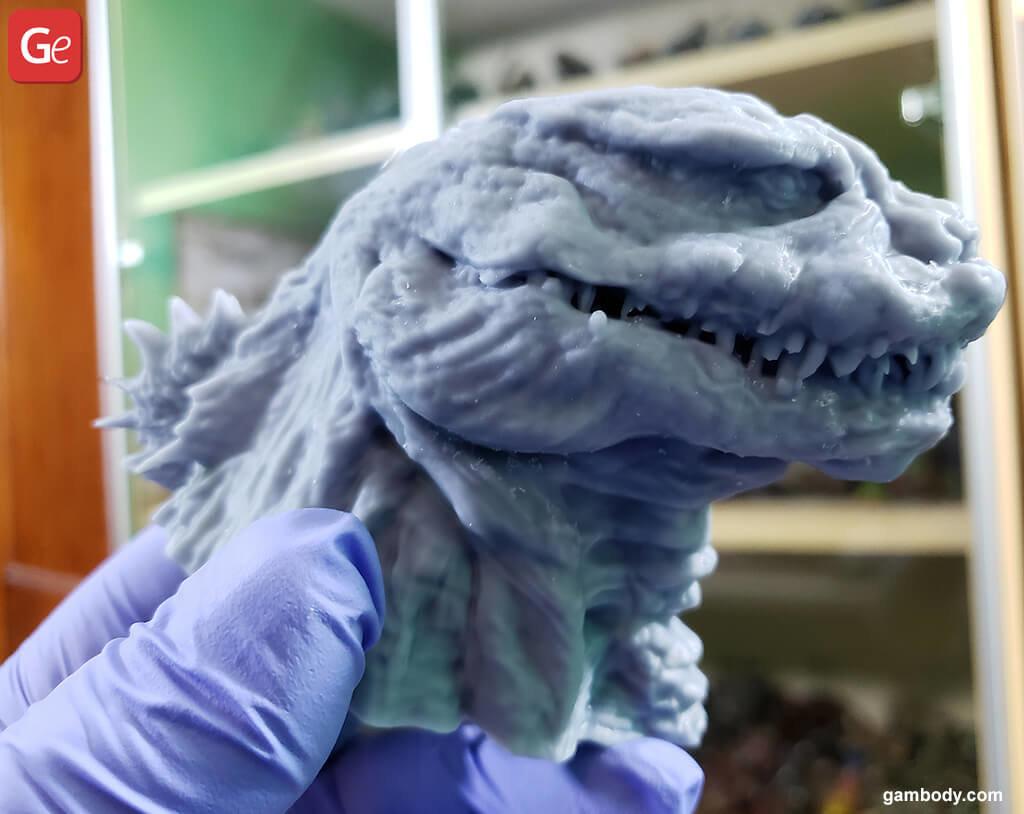 Shin Godzilla model
