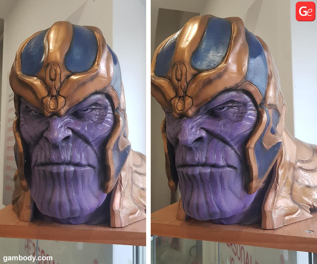 Thanos 3D print head
