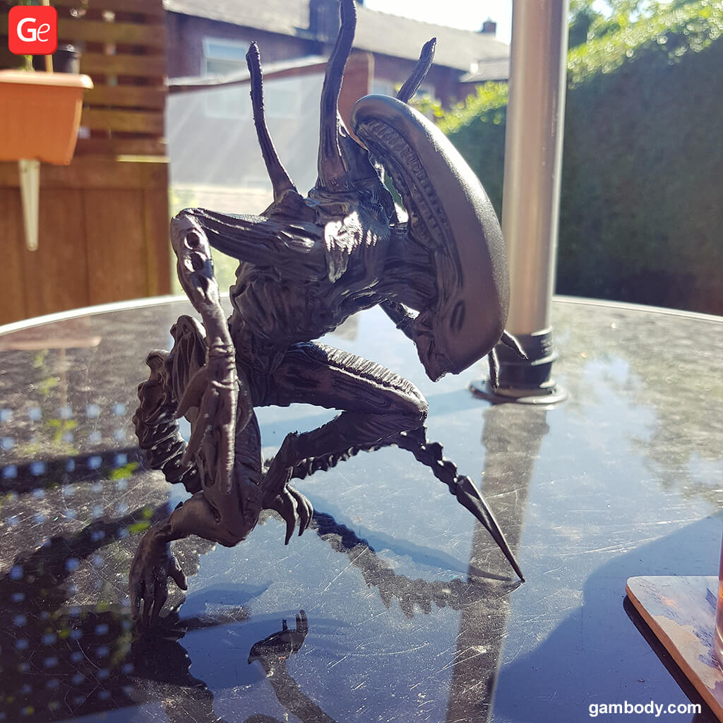 Alien Xenomorph 3D model to print