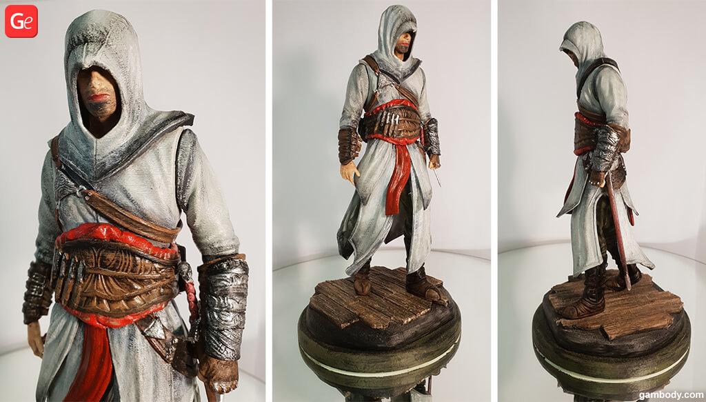 Assassin figurine