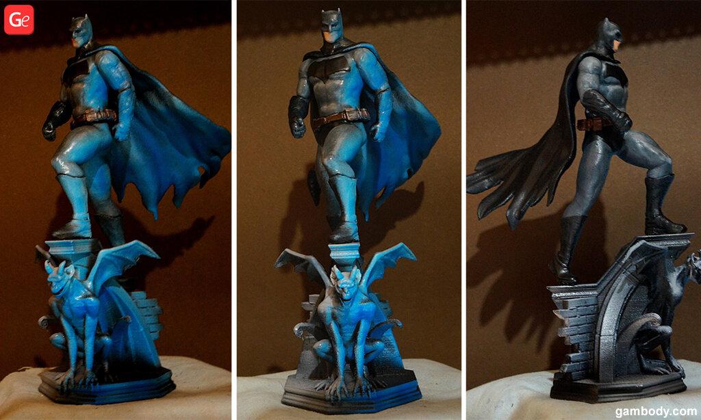 Dark Knight collectible figure