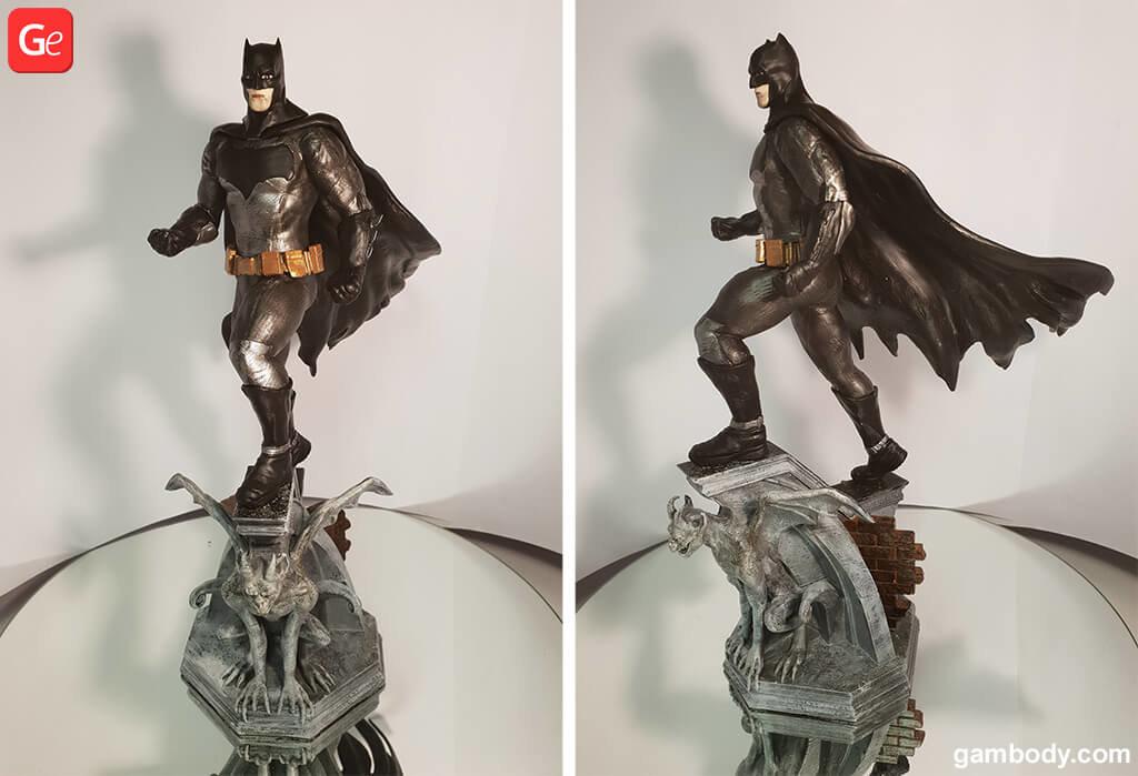 Batman Dawn of Justice 3D printing model