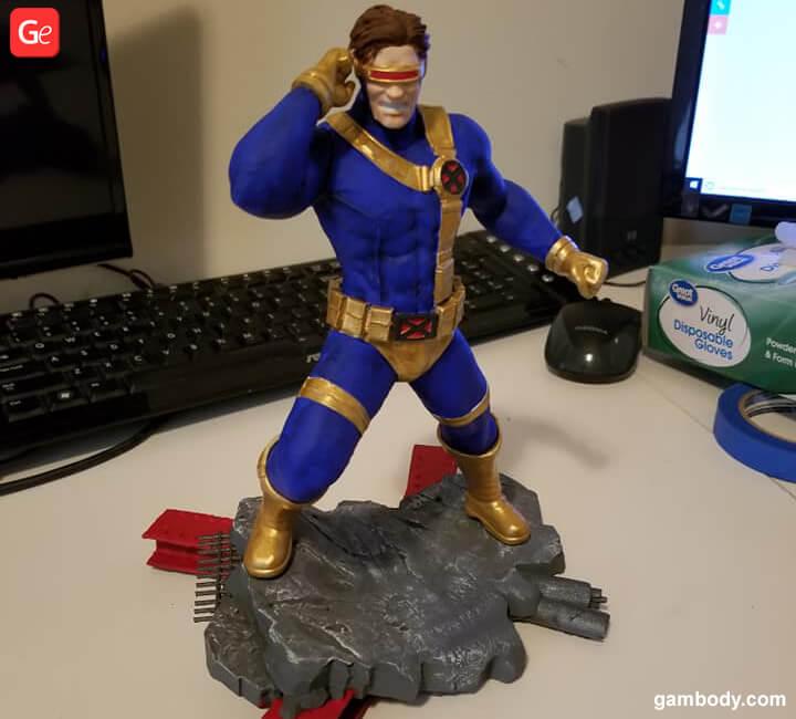 Cyclops 3D model