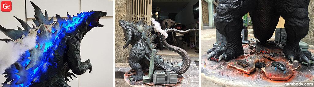Godzilla Hybrid