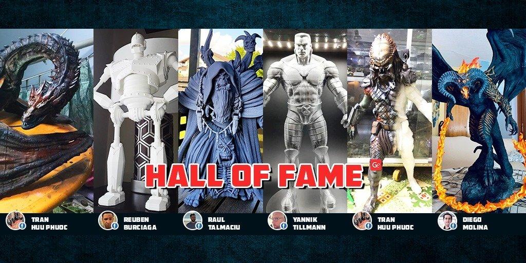 Hall of Fame reward program by Gambody
