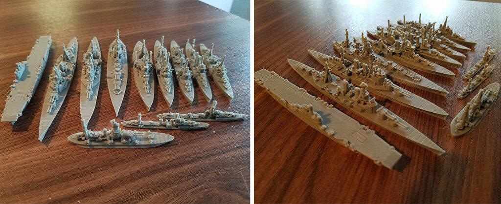 World War 2 ships