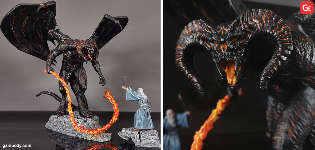 Balrog 3D printing trends