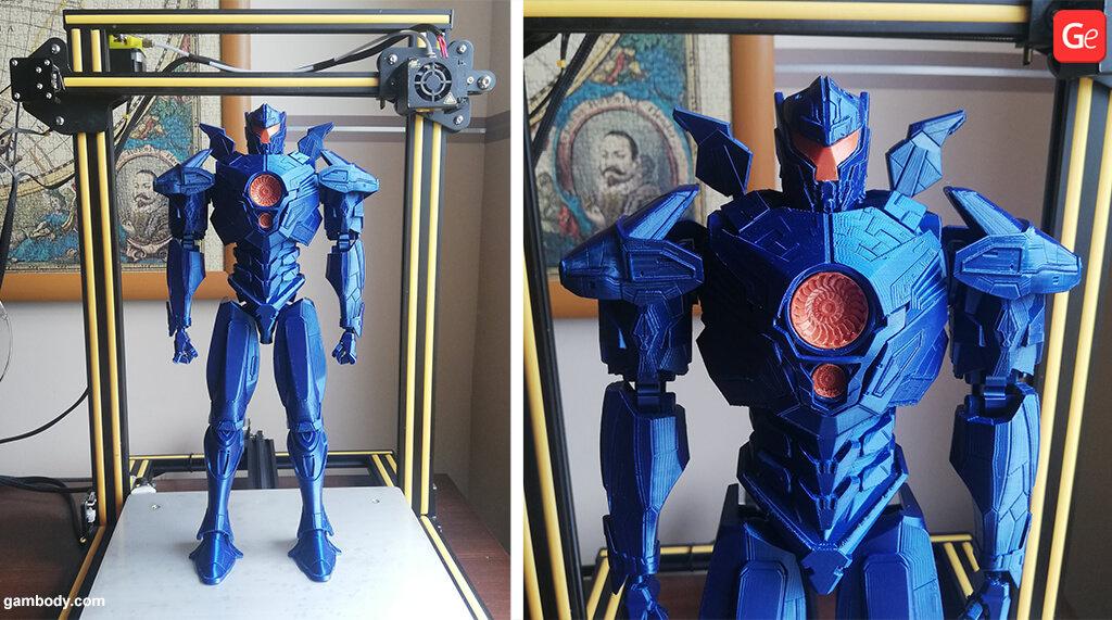 Gipsy Avenger 3D printing trends