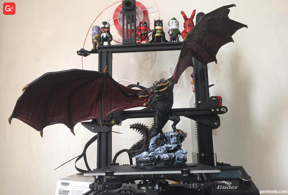 Viserion 3D printing trends