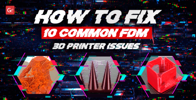 Finest 3D Printing Troubleshooting Guide to Fix 10 Common FDM 3D Printer Issues