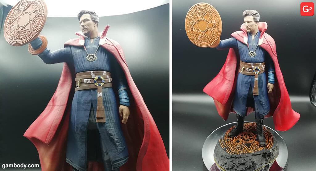 Dr Strange trending toy figure STL
