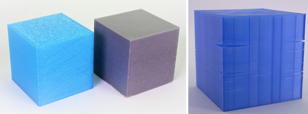 3D print gaps in walls and layers troubleshooting guide