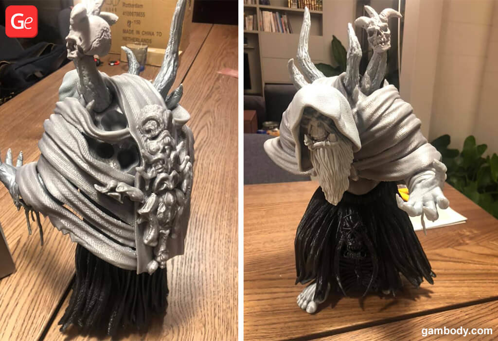 WOW Gul'dan toy trending 3D prints 2019