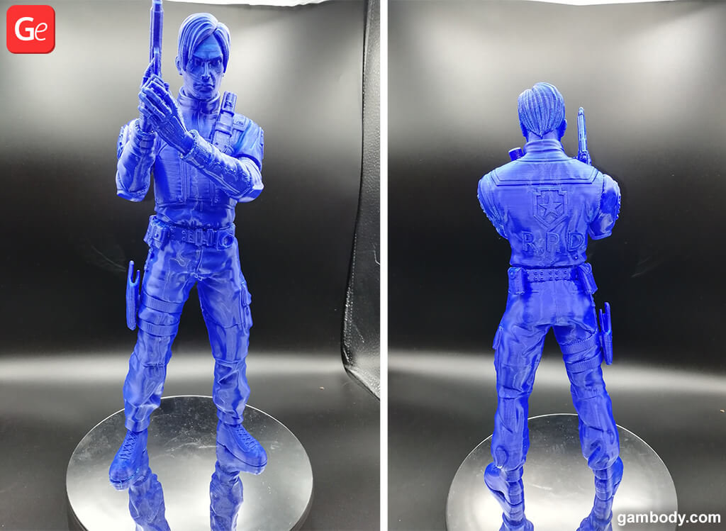 Leon Kennedy Resident Evil toy trends 2019