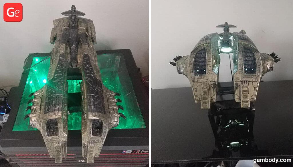 Megathron Eve 3D model to print trending toys 2019