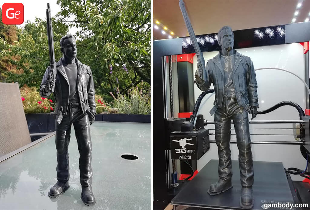 Terminator 3D print