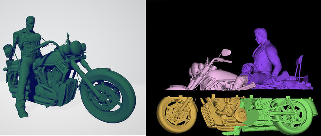 Terminator 3D model free download