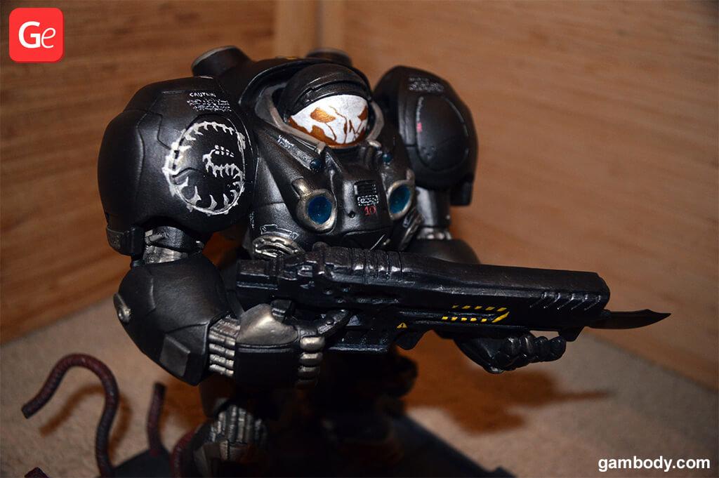 StarCraft Terran Marine figurine