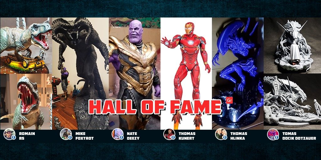 Gambody Hall of Fame winners 2019