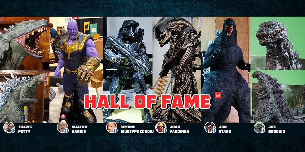 Gambody's Hall of Fame winners from fall 2019