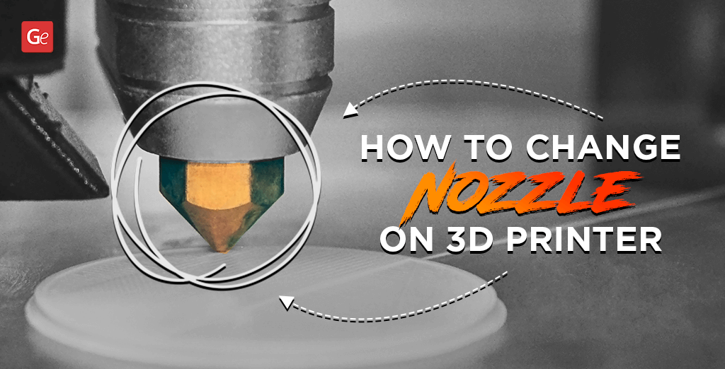 How to Change Nozzle on 3D Printer from 0.4mm to 0.8mm