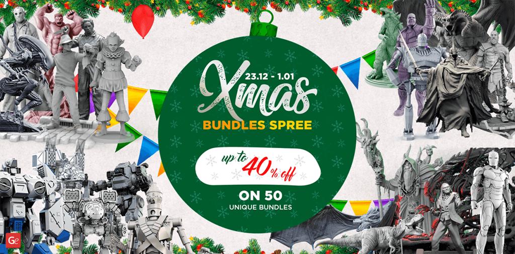 Christmas discounts on Gambody