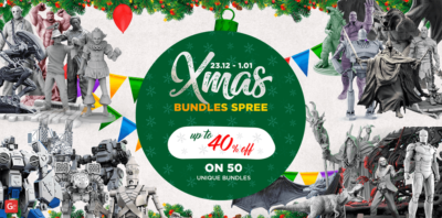 Gambody Christmas 2019 Bundles Spree