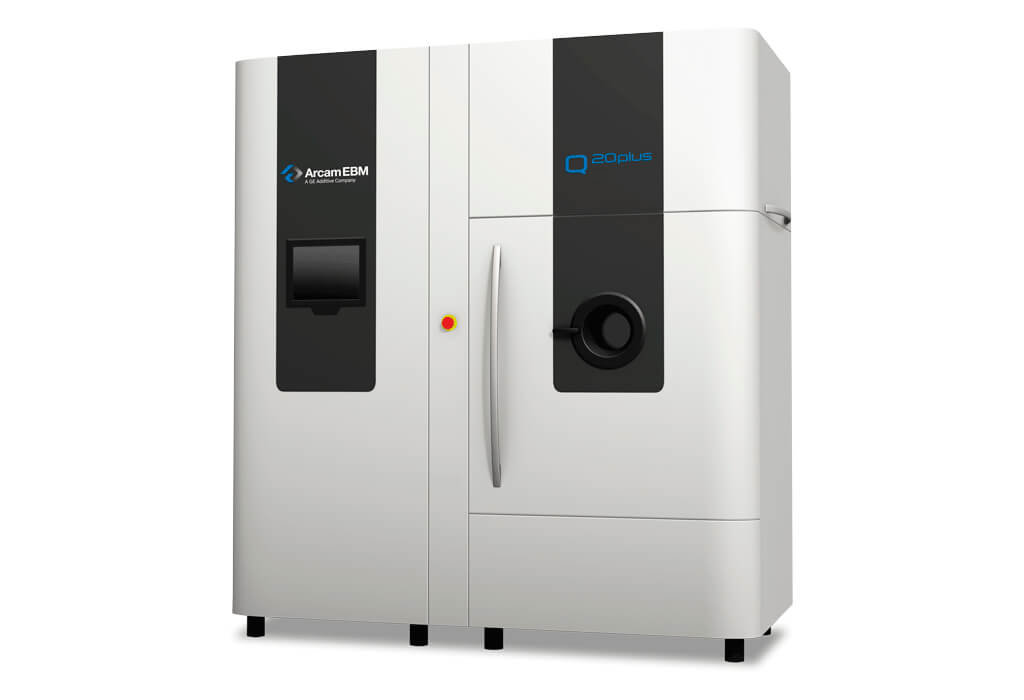 Arcam Q20plus EBM types of 3D printing machine