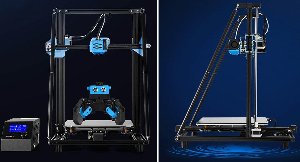 Creality CR-10 FDM types of 3D printers