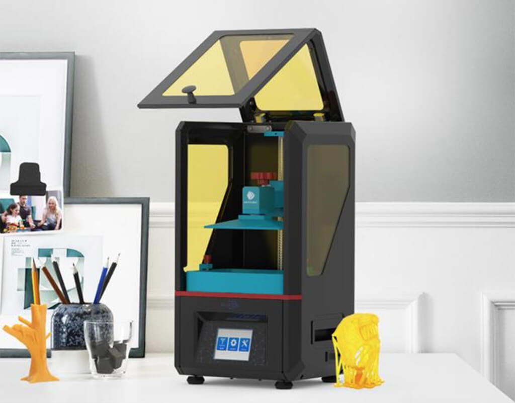 Christmas Gambody giveaway resin Anycubic Photon 3D printer