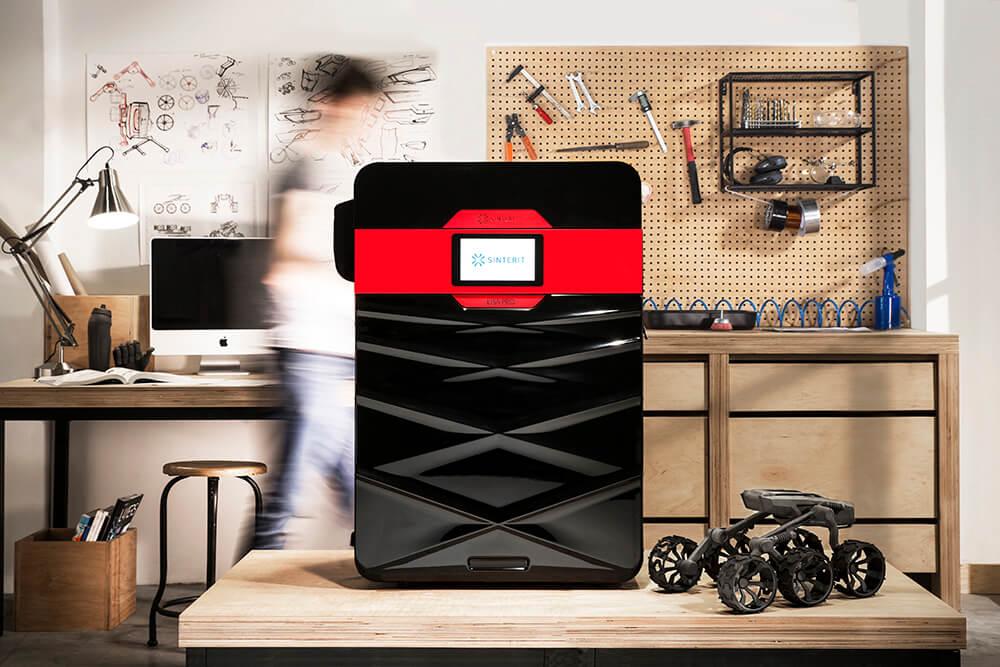 Lisa Pro SLS types of 3D printers