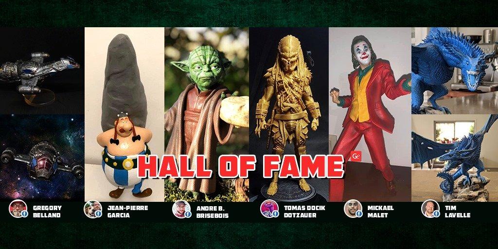 Gambody Hall of Fame winners December 2019 2