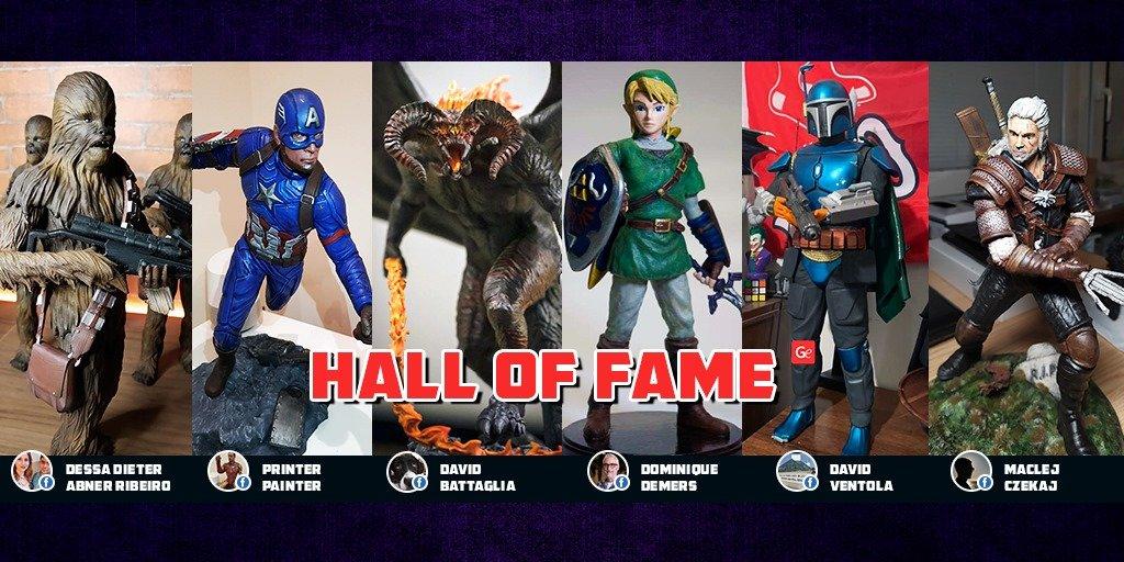 Gambody Hall of Fame winners December 2019 3
