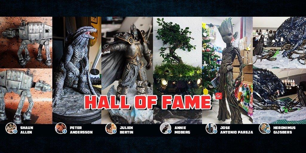 Gambody Hall of Fame winners December 2019 4
