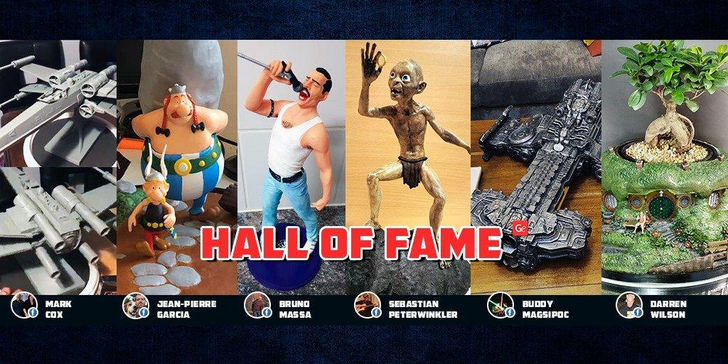 Gambody Hall of Fame winners December 2019 5
