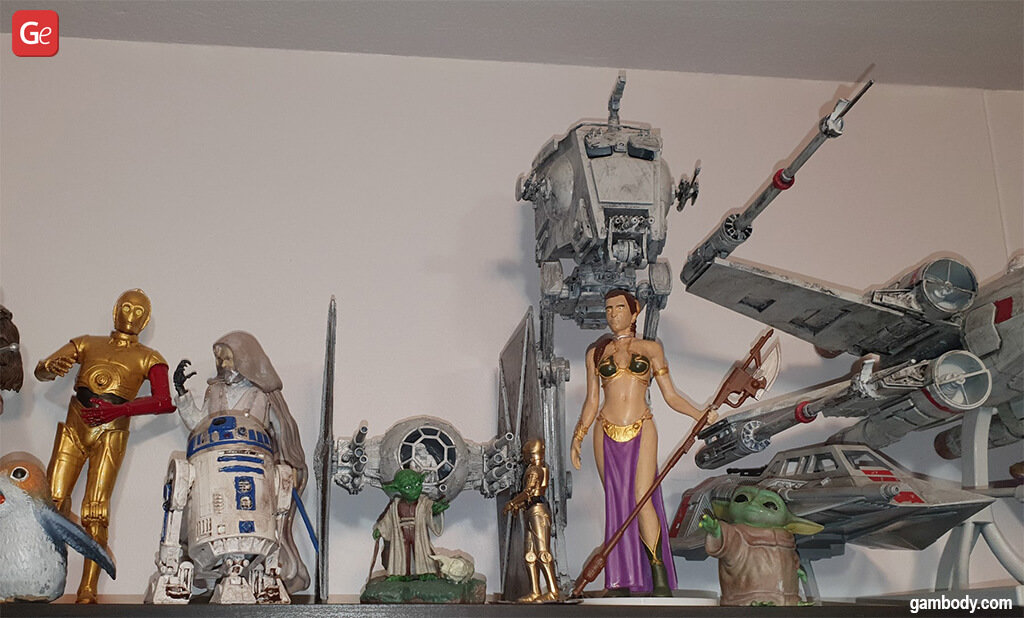 Best Star Wars models to 3D print