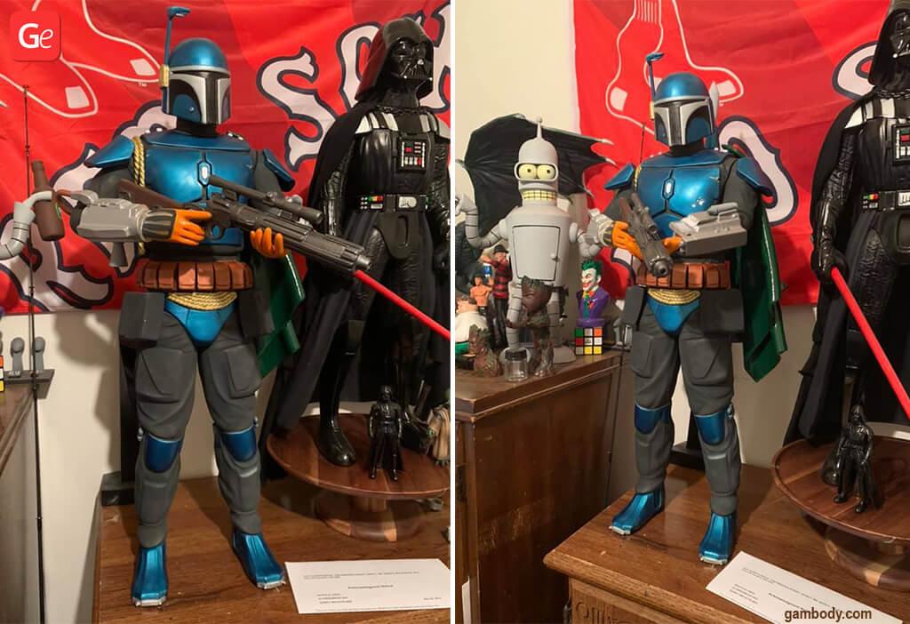 Stormtroopers Star Wars 3D printing models trends of December