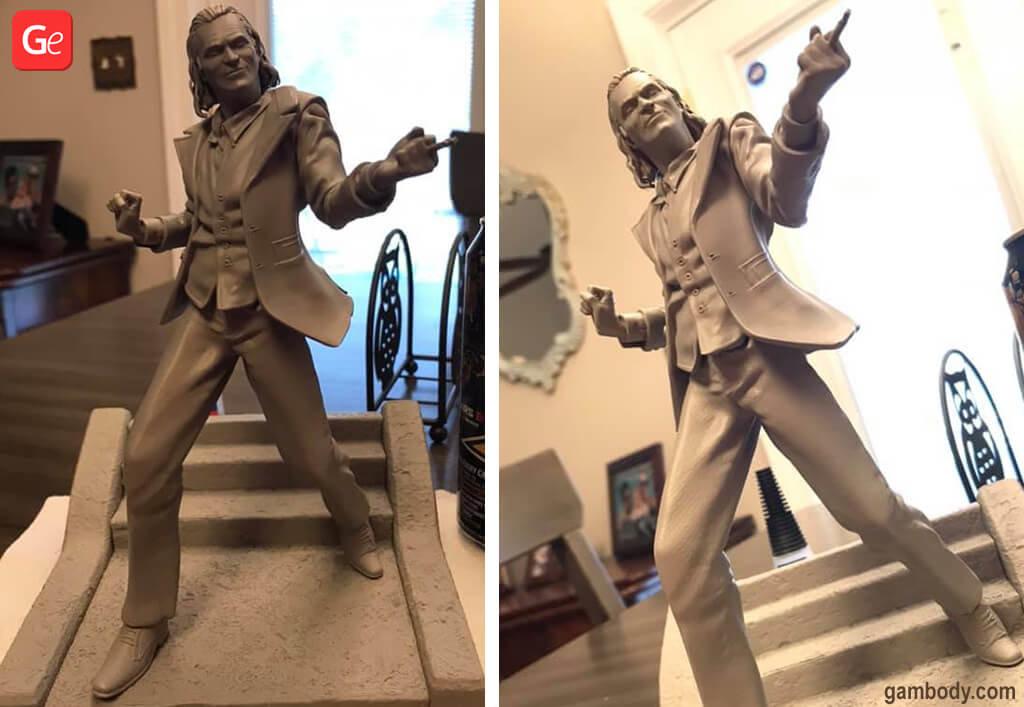 Joker Arthur Fleck 3D printed figurine 2020 trends