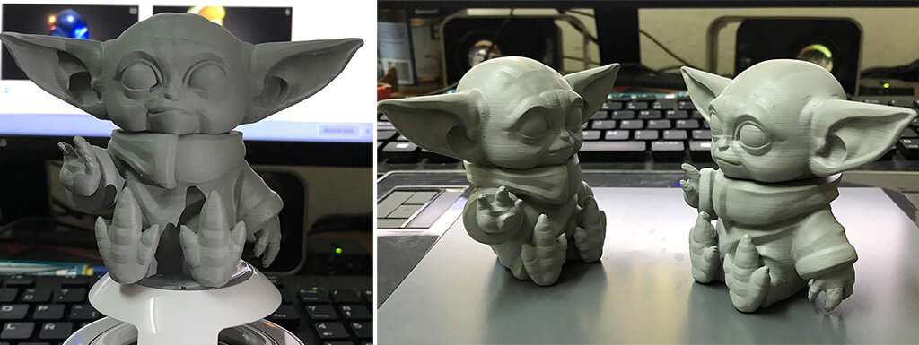 The Child sitting figurine for 3D printing