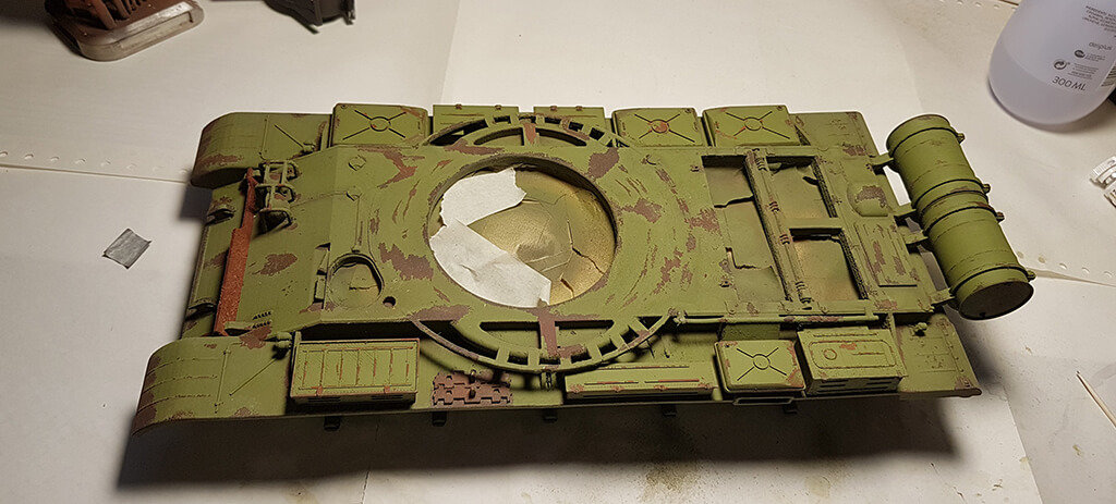 How to paint metal 3D printed parts