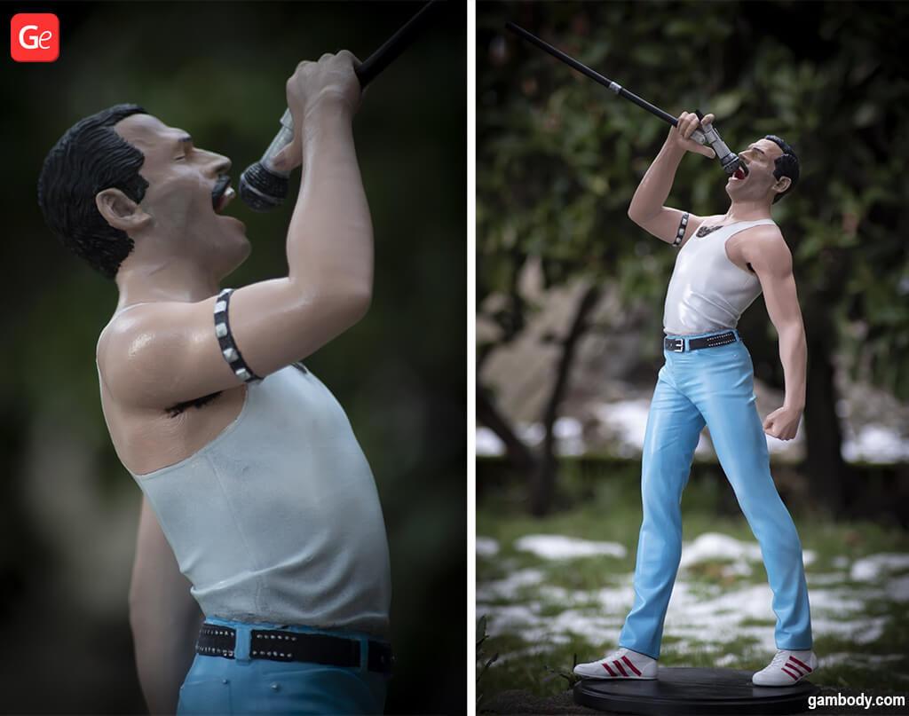 Freddie Mercury popular 3D prints ideas